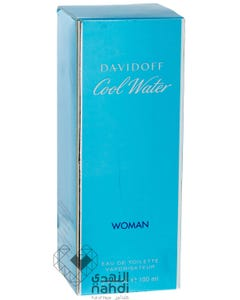 Davidoff Cool Water EDT Woman 100 ml