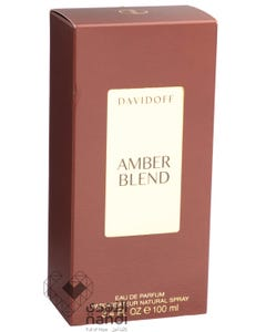 Davidoff Amber Blend EDP Man 100 ml