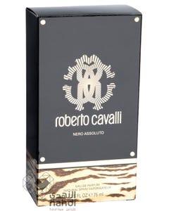 Roberto Cavalli Nero Assoluto EDP Woman 75 ml