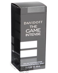 Davidoff The Game Intense EDT Man 60 ml