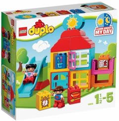 Lego Duplo Learn About My Day - Playhouse - 1.5 - 5 Years