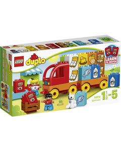 ليجو دوبلو مكعبات الشاحنة 1.5 - 5 سنوات
