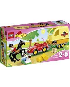 Lego Duplo Horse Trailer 2 - 5 Years