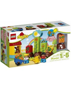 Lego Duplo Learn How Gardens Grow 1.5 - 5 Years