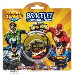 Brand Italia Bracelet Mosquito Away Justice League Kids