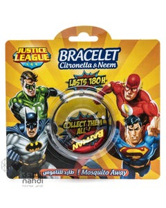 Brand Italia Bracelet Mosquito Away Justice League Kids