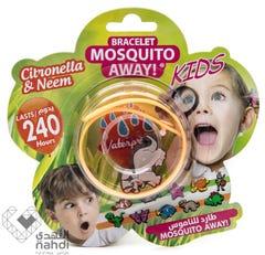 Brand Italia Bracelet Mosquito Away For Kids - Lasts 240 hours
