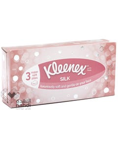 Kleenex Silk Facial Tissue 54 Tissues