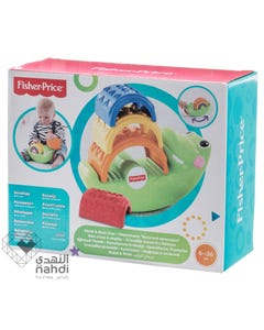Fisher Price Stack & Rock Croc +6 Months