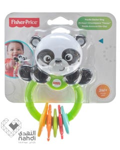 Fisher Price Panda Clacker Ring +0