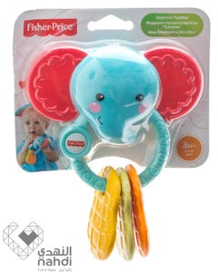 Fisher Price Elephant Teether +0