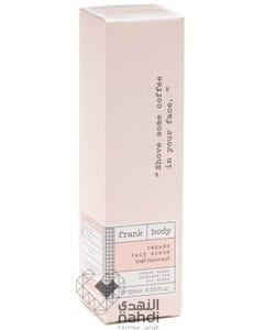 Frank Body Creamy Face Scrub 125 ml