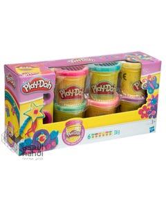 Play Doh Sparkle Compound Collection +3 Years