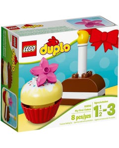 Lego Duplo My First Cakes 1.5 - 3 years