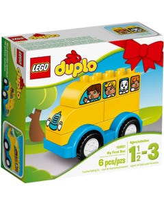 Lego Duplo  My First Bus 1.5 - 3 years