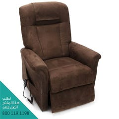 Ontario V Lift Chair 2 Motors Brown