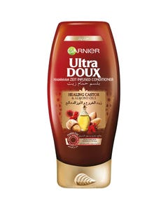 Ultra Doux Conditioner Almond & Castor 400 ml