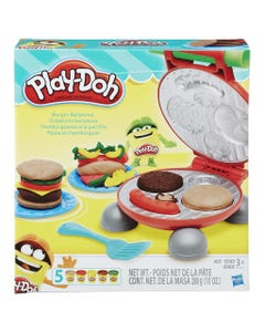 Play Doh Burger Barbecue +3 Years
