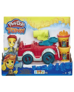 Play Doh Town Fire Truck +3 Years