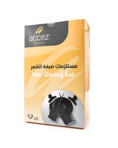 Accez Hair Dyeing Set