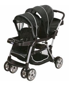 جراكو عربة أطفال لطفلين (جوثام)