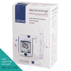بيونيم جهاز تحليل السكر بالدم GM300