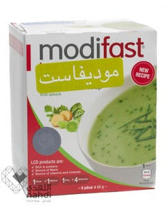 Modifast Potato Leek Soup 8 Packs