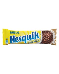 Nesquik Cereal Bar Single 25 gm