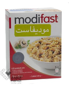 Modifast Pasta With Mashrooms 3 Packs