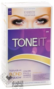 Tone It - Eyebrows Coloring Cream Natural Look Blond 30 9 ml