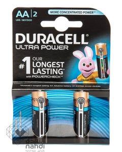 Duracell Ultra Power AA 2 Batteries