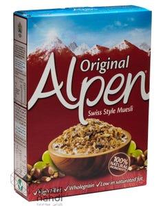 Alpen Original  Swiss Style Muesli 625 gm