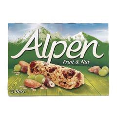 Alpen Fruit & Nut 5 Bars