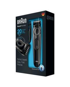 Braun Electrical Beard Trimmer Machine (3020 BT)