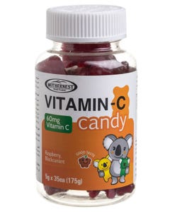 Mothernest Vitamin-C Candy 60 mg 35 pcs