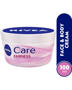 Nivea Care Fairness Cream 100 ml