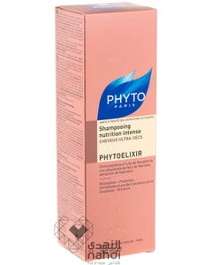 Phyto Elixir Hair Shampoo for Ultra Dry Hair 200 ml