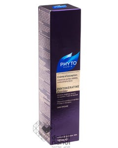 Phytokeratine Exceptional Cream for Ultra Damaged Brittle And Dry Hair 100 ml