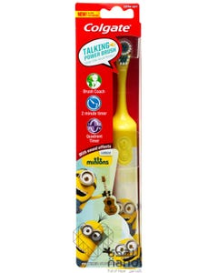 Colgate Toothbrush Kids Minions with Voice