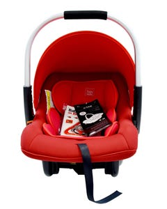 Babyauto - Car seat - Stage 1 (Newborn/OTAR) - Red