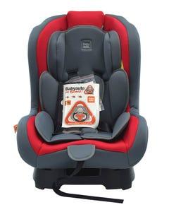 بيبي أوتو - كرسي أمان للأطفال - المرحلة الأولى والثانية - أحمر