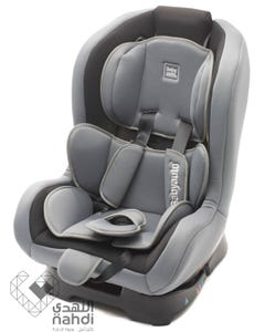 Babyauto - Car seat - Stage 1 & 2 (LOLO) - Grey