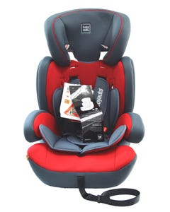 Babyauto - Car seat - Stage 2 & 3 (Booster/KONAR) - Red