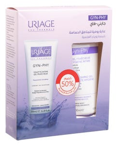 Uriage Vaginal Cleansing Gel 200 ml From Age 4 Years ( 50% on the second pcs)