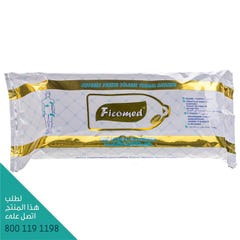 Ficomed Wash Towels For Body And Sensitive Areas 50 Wipes