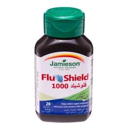 Jamieson Flu Shield 1000 - 20 Softgels