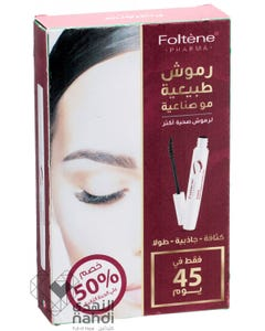 Foltene Eye Lash Promo Kit ( 50% Off On Second )
