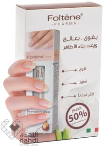 Foltene Nail Promo Kit 50% Off On Second