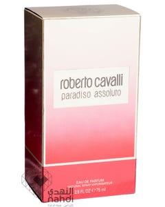 Roberto Cavalli Assoluto Edp Woman 75 ml