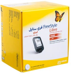 Free Style Libre Blood Glucose Reader Device